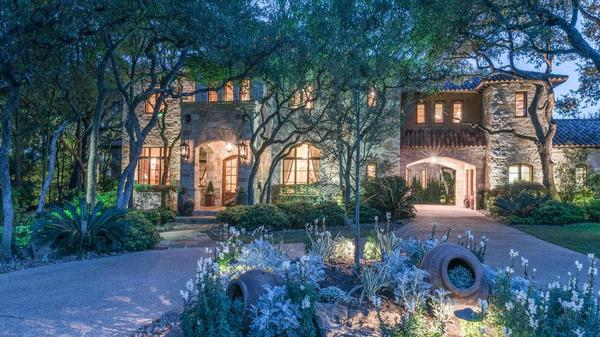 Gracious and Private Home on 2.1 Acres
