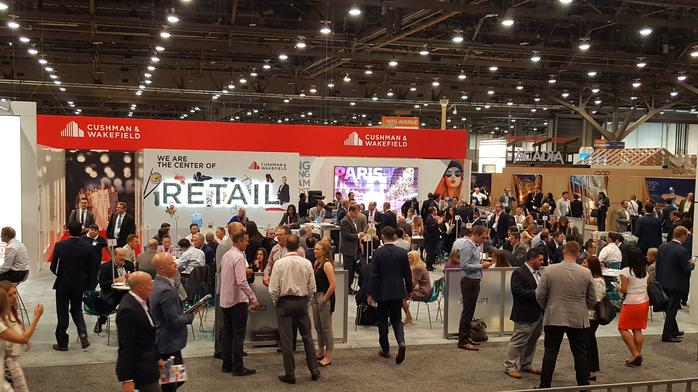 What's the world's biggest retail conference like during a retail apocalypse?