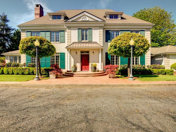 Home of the Day: Exquisite Georgian Estate on 5 Acres