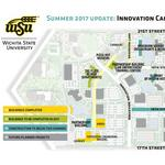Four innovation campus projects starting this summer