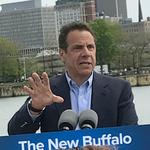 By boat, Buffalo's waterfront looks better and better to <strong>Cuomo</strong>