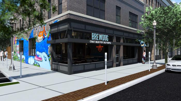 Here's where (and when) BrewDog is opening in the Short North