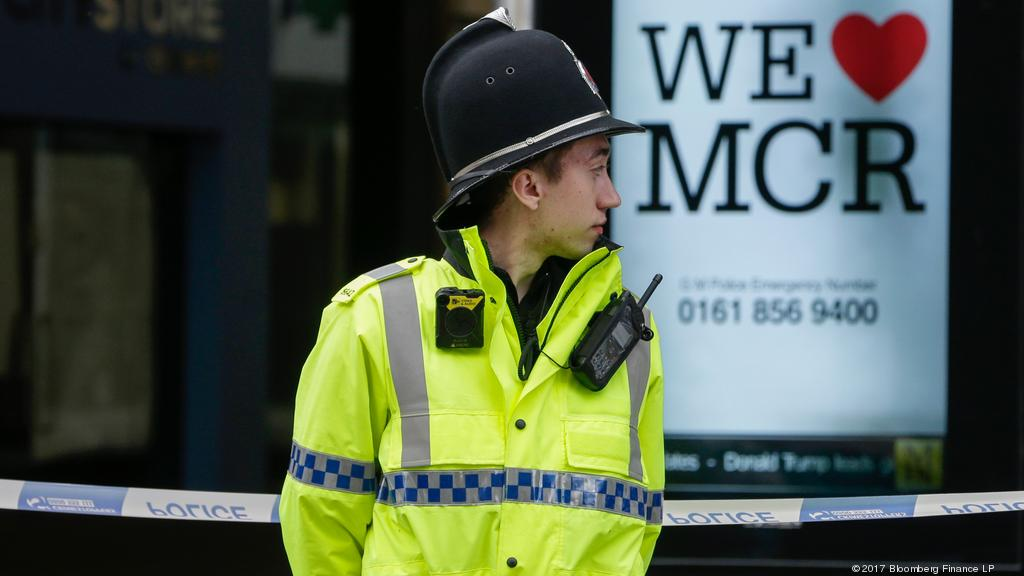 Manchester bombing 'an attack on girlhood'