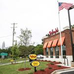 Bojangles' stock takes a hit ahead of financials report