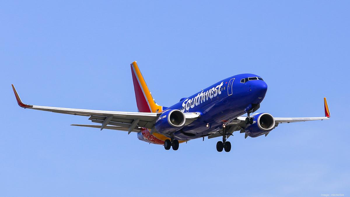 Southwest adding flights from jacksonville airport for Plante 94 pourcent