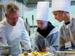 Why Finnair has turned the kids loose in its catering kitchens