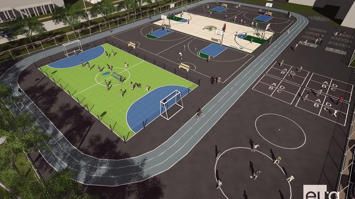 Milwaukee Bucks, Johnson Controls gift will finance Westlawn sports facility