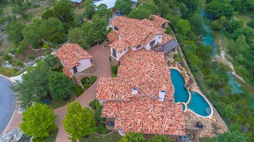 Exceptional Spanish Oaks Home Overlooking Barton Creek