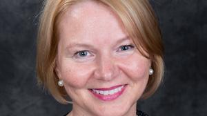 Ana Karaman, vice president and CFO at Webster University