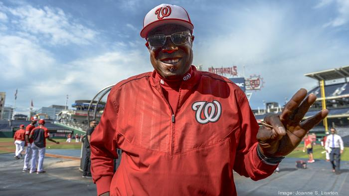 Dusty's double play: The Nats manager is boss of more than just the clubhouse