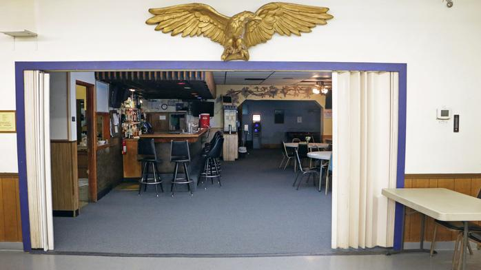 The spotlight's on the East Portland Eagles lodge as the club faces an uncertain future (Photos)