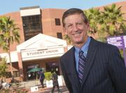 Brian Mueller, president of Grand Canyon University and CEO of Grand Canyon Education Inc.