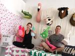 How this Valley couple stumbled into e-commerce and became social media giants