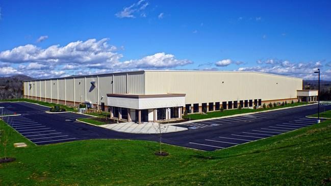 Huntsville adding major new industrial building