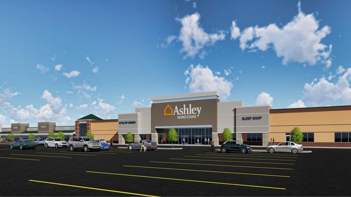 Ashley HomeStore plans new Pewaukee location