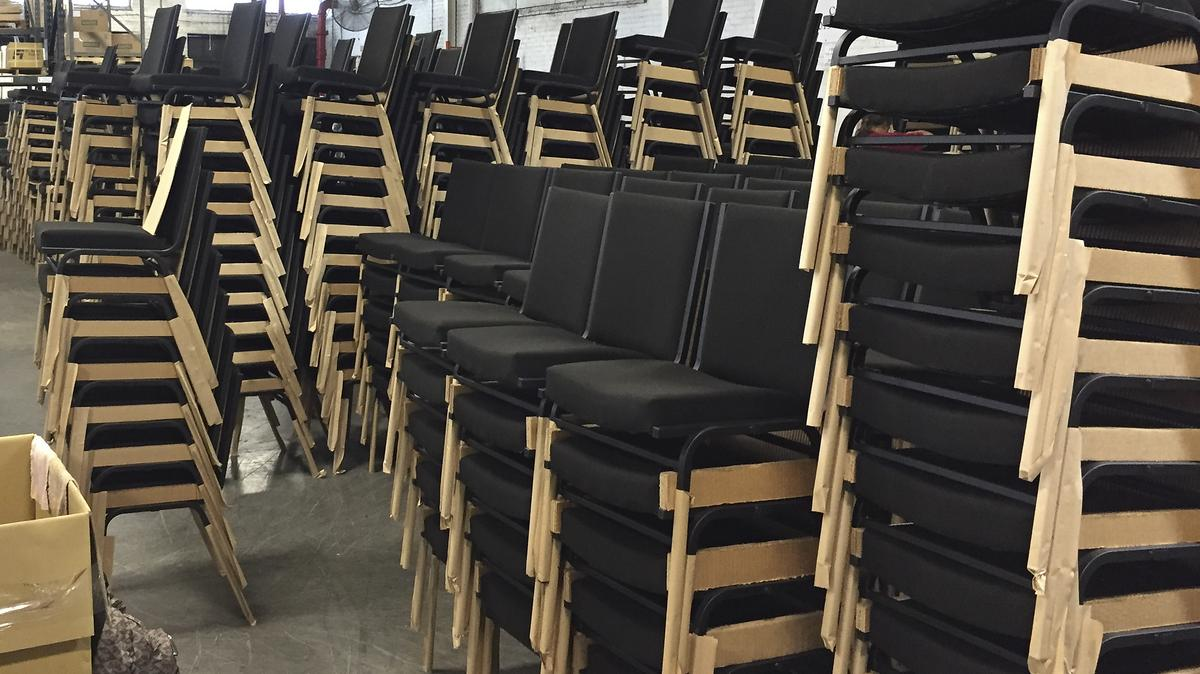 This Order Is Biggest Ever For Louisvilleu0027s KFI Seating   Louisville    Louisville Business First