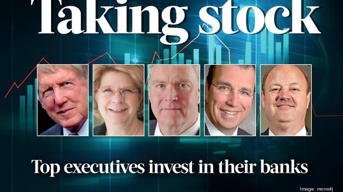 Buffalo bank executives buy in
