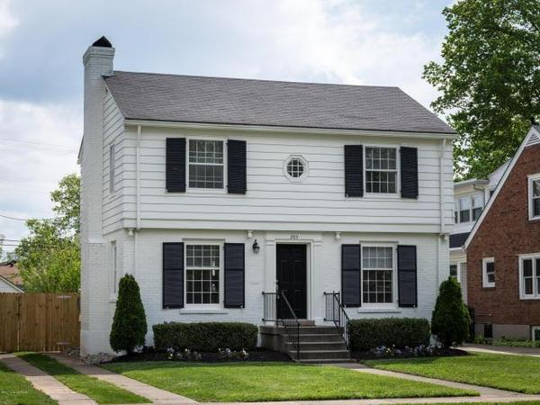 Charming Colonial in the Heart of St. Matthews - Simply Fabulous
