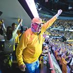 Smash hit: Chairman and co-owner Tom Cigarran says the Preds are confident, justified