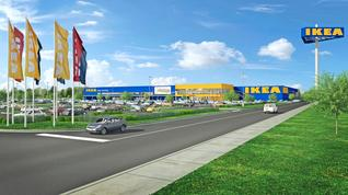 How are you taking the reports that Ikea is canceling plans for a Nashville store?