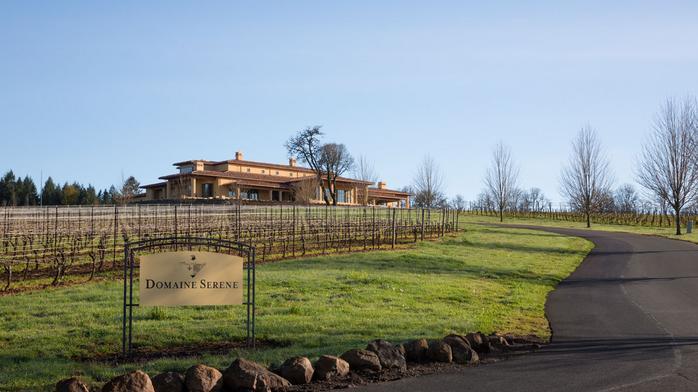 Inside Domaine Serene's stylish new wine 'clubhouse' (Photos)