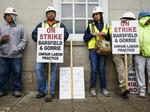 Omni workers call-off strike but say wage dispute not over