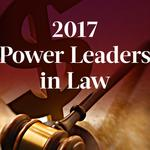 2017 Power Leaders in Law