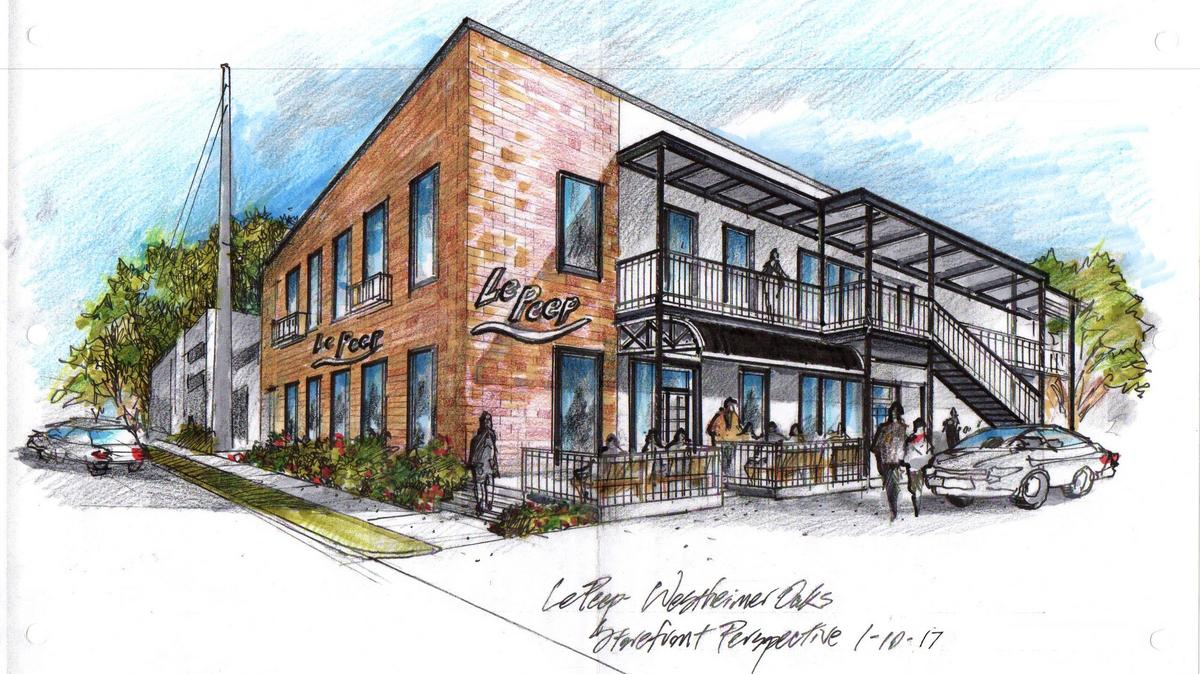 Le Peep To Relocate Westheimer Restaurant In Galleria Area