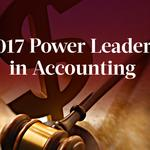 2017 Power Leaders in Accounting