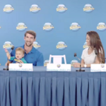<strong>Michael</strong> Phelps, in latest endorsement deal, is 'training' with his baby