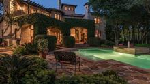 Gracious and Private Home on 2.1-Acre Hilltop