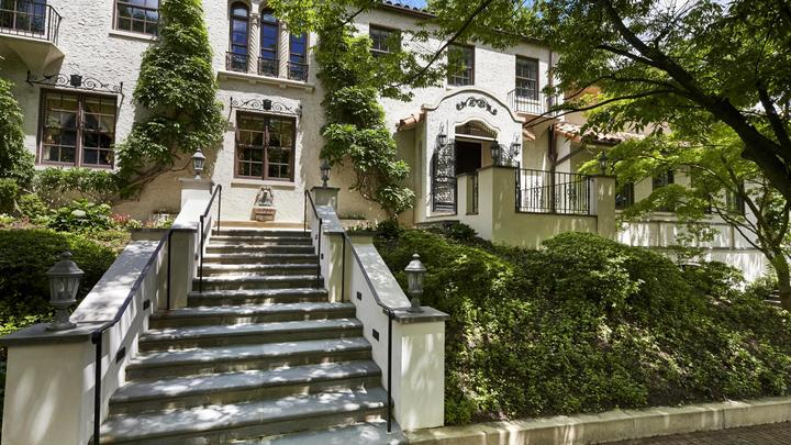 Kellyanne Conway buys a spectacular D.C. mansion