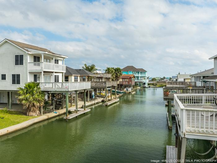This is how the vacation home market in Galveston is doing