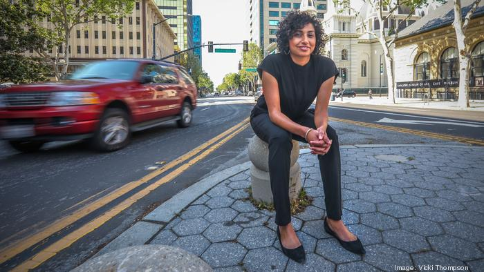 Shireen Santosham, San Jose's chief innovation officer, is heading up its smart city efforts.