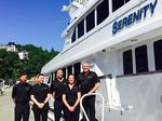 Come aboard the luxury yacht 'Serenity' as it heads to Alaska for the summer (Photos)