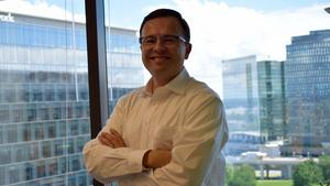 David Diaz took over as the President and CEO of the Tysons Partnership in March.