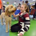PetSmart grant brings Boston Children's more therapy dogs