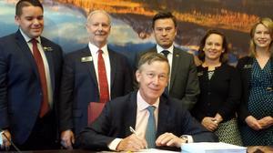 Hickenlooper signs $26.8 billion budget