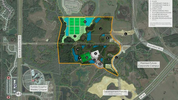 Pasco County approves $44 million Wesley Chapel sports complex and hotel