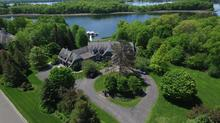 RARE ORONO LAKESHORE ESTATE