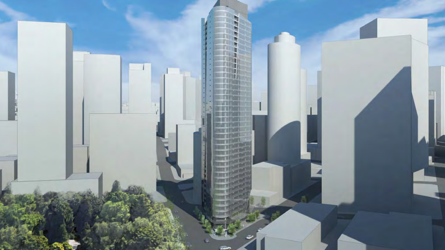 Designer of Seattle high-rise says the plan, for now, is to build condos (Images)