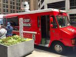 Here are the food trucks and stands that will be in action for Super Bowl Live