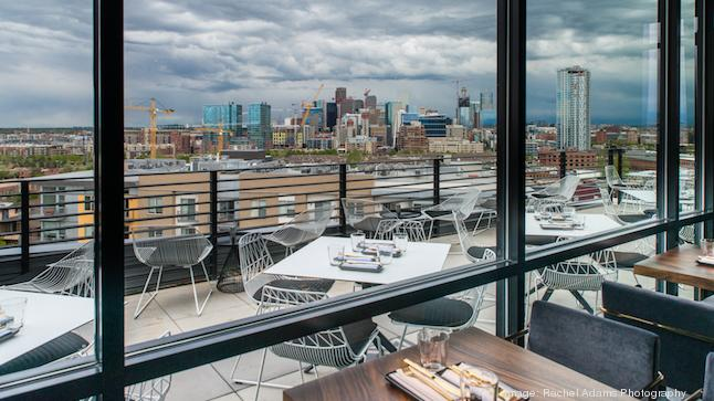 Zagat Names 18 Must Visit Rooftop Bars In Denver Photos Denver Business Journal