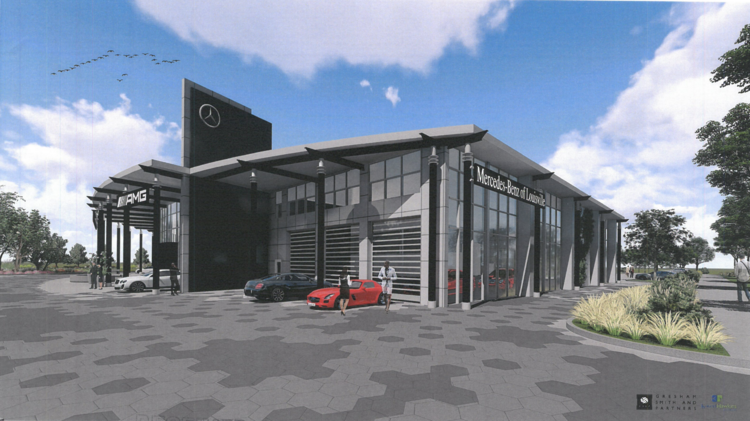 Tafel motors owner plans new east end auto dealership for Car city motors louisville ky