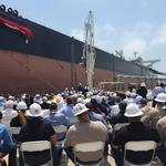 Photos: Supertankers tested at Port Corpus Christi