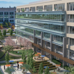 Exclusive: Developer plans to swap single-story office park for tech tower in Santa Clara