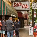 Ahead of demolition, Little <strong>Pete</strong>'s says goodbye