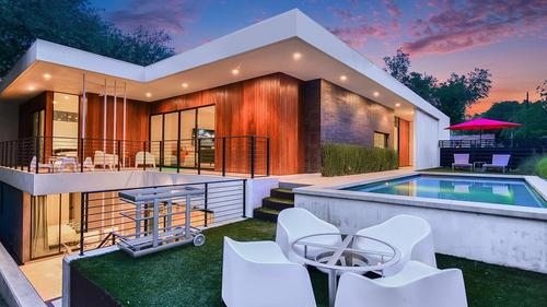 Modern Masterpiece in Tarrytown