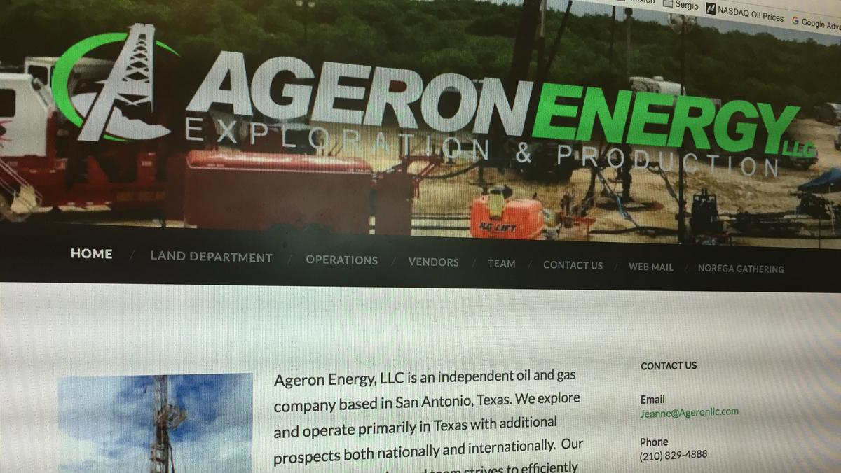 Drilling Permit Roundup Sa Based Ageron Energy Finds