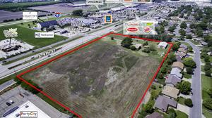 Property Spotlight: SEALED BID OFFERING! Prime Development Land along the Salina, KS Retail  Corridor